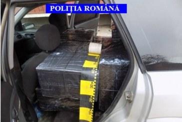 Contrabandiști din Turda, prinși în flagrant la Sighet – FOTO