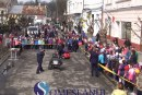 """Caravana """"Fii polițist pentru o zi"""" a ajuns azi la Gherla – VIDEO"""