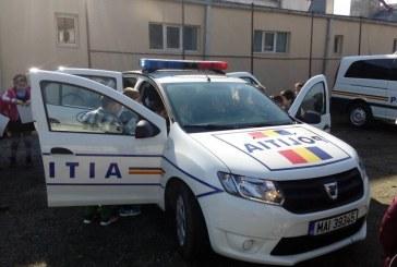 Ziua Poliției sărbătorită împreună cu elevii din Sîngeorz-Băi – FOTO
