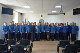 Jandarmeria Cluj a sărbătorit azi Ziua Veteranilor Unității