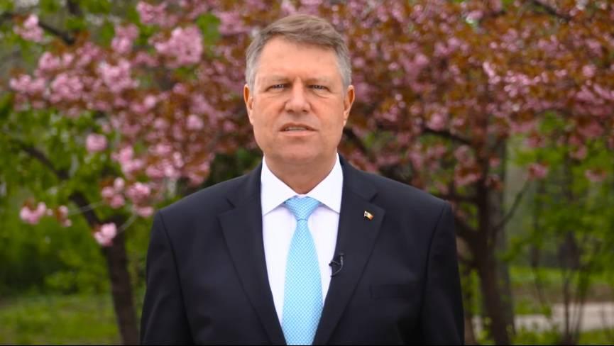 Klaus Iohannis presedinte Romania