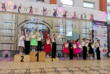 Succes al dansatorilor dejeni la Cupa Cetății Alba Iulia – FOTO