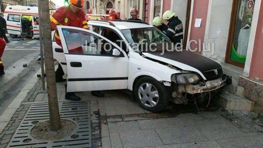 accident ambulanta cluj