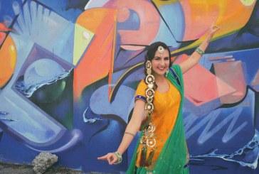 Alexandra Băndean, o tânără din Bistrița, actriță principală într-un film indian internațional