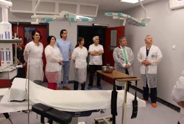 Ministrul Sănătății, Florian Bodog, în vizită de lucru în județul Bistrița-Năsăud