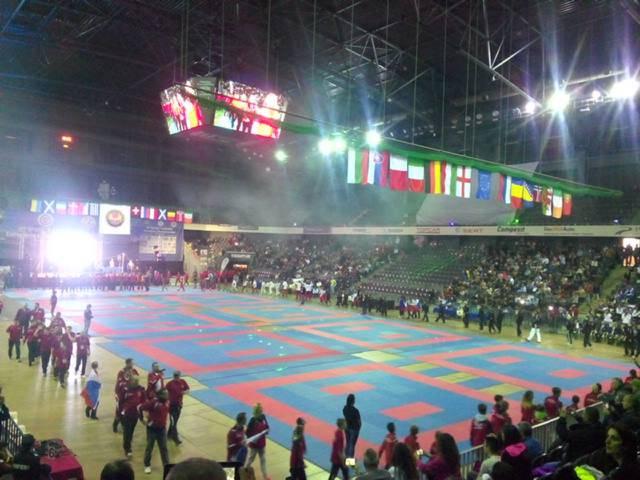 campionat european karate cluj