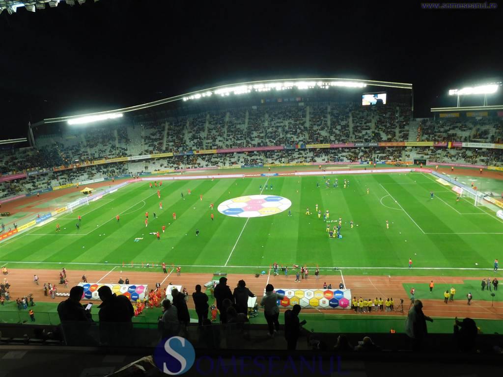 echipa nationala cluj arena
