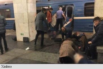 Explozii la metroul din Sankt-Petersburg. S-au raportat mai multe decese și zeci de răniți – VIDEO