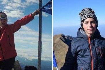 Doi copii au murit într-o avalanșă în Munții Retezat. Geta și Erik erau alpiniști de performanță – FOTO