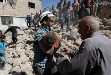 Atac chimic într-o provincie din Siria. Zeci de persoane, printre care 20 de copii, și-au pierdut viața
