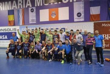 AHC Potaissa Turda s-a calificat în semifinalele Challenge Cup
