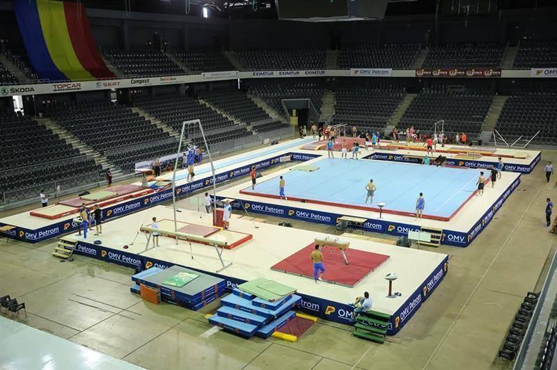 sala polivalenta cluj gimnastica