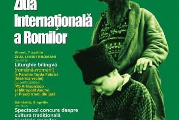 Manifestări la Cluj-Napoca, prilejuite de Ziua Internațională a Romilor