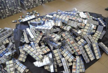 Percheziții în Maramureș: Descinderi la membrii unei rețele specializate în contrabanda cu țigări – VIDEO