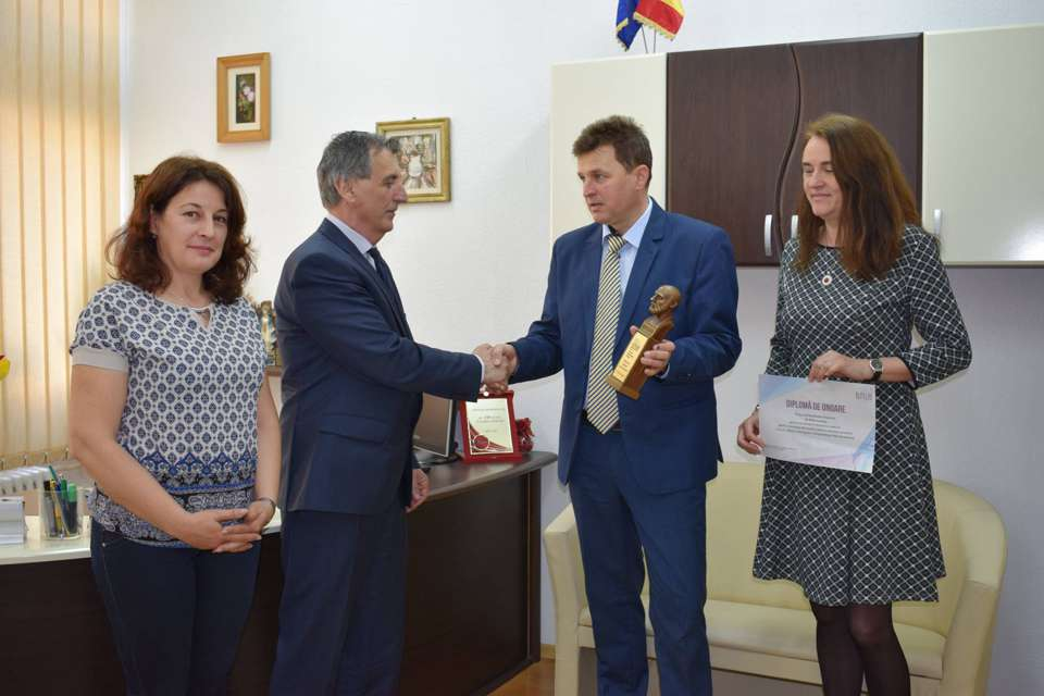 Pandrea spital Dej premiu Gala elitelor medicale (2)