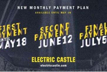 Electric Castle 2017 se apropie. Poți să-ți iei bilete și abonamente cu plata în rate