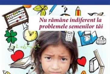 Campanie de informare și conștientizare cu privire la familiile defavorizate, organizată de o studentă din Gherla