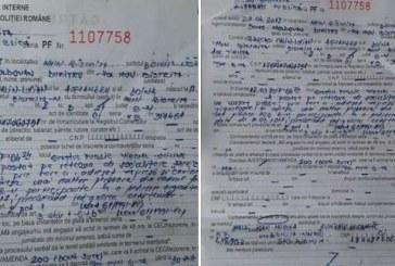 Bistrițean amendat cu 200 de lei pentru că a înjurat PSD pe Facebook