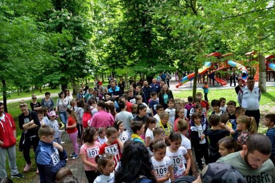 Premii și distracție pentru copii în cadrul Dej Trophy Kids Fitness Challenge