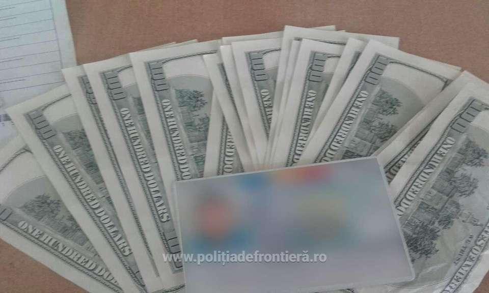 dolari bani frontiera