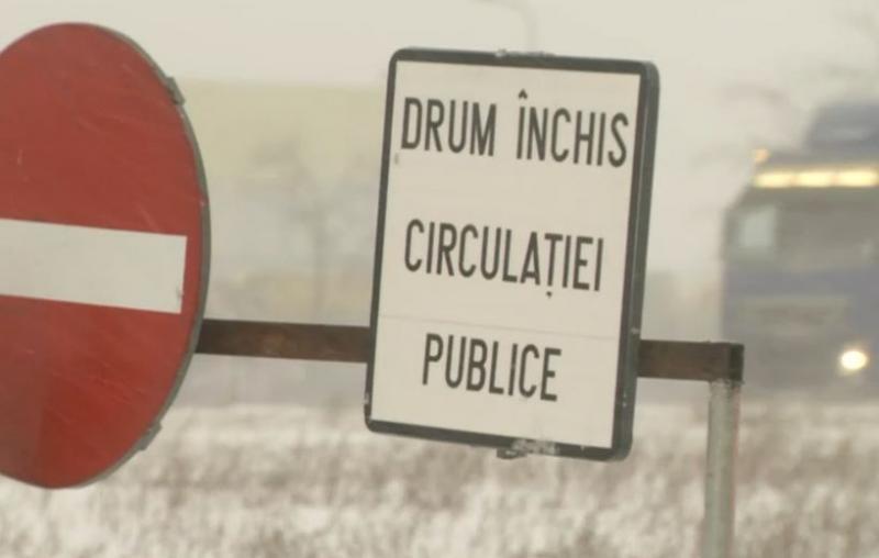 Atenție șoferi! Drum închis duminică la Năsăud