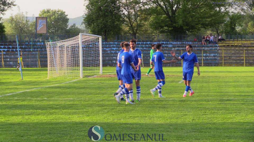 fotbal unirea dej victorie viitorul ulmeni