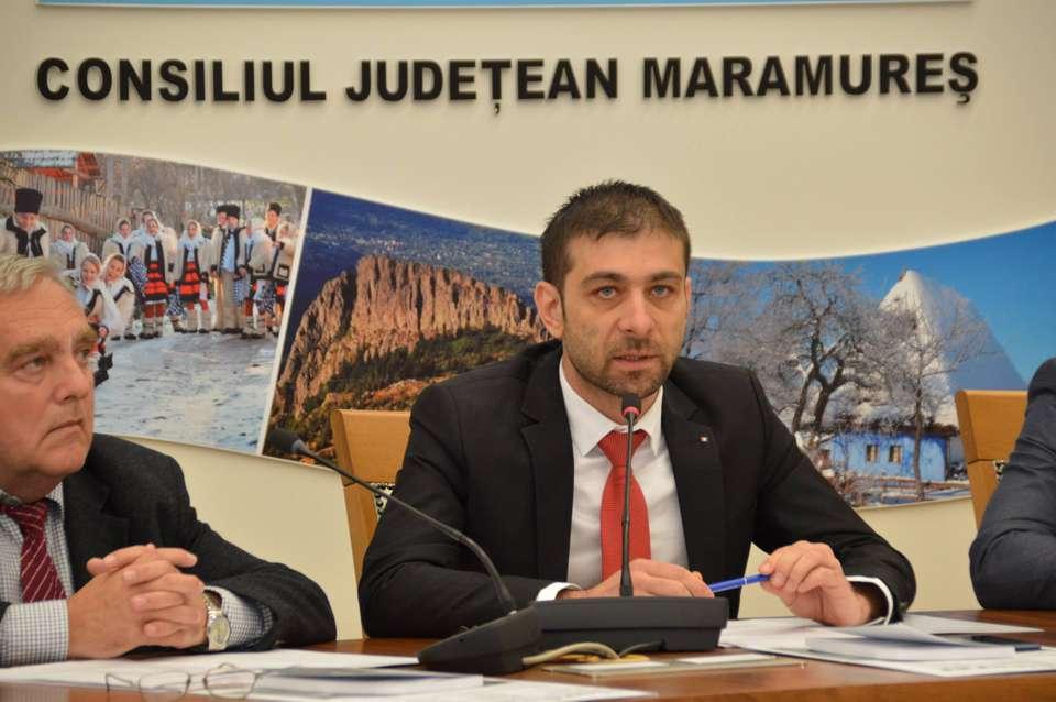 CJ Maramureș: Bugetul de venituri și cheltuieli al județului pe anul 2017 a fost majorat