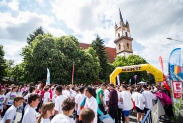 Gabriela Szabo RUNFEST, mâine la Bistrița. Peste o mie de participanți vor lua startul