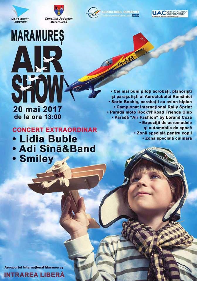maramures air show