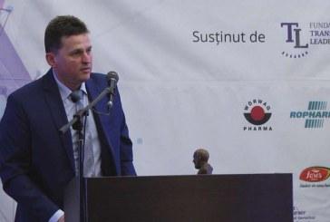 Investițiile în Spitalul Municipal Dej, recunoscute la nivel național. Mihai Pandrea, premiat la Gala Elitelor Medicale Transilvane