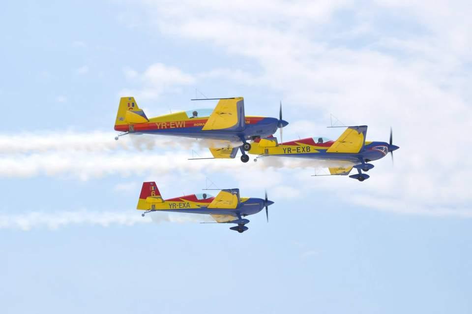 miting aviatic maramures airshow
