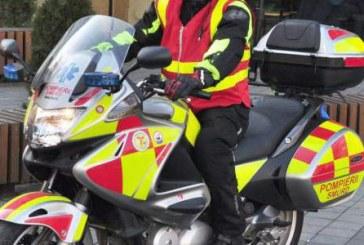 Raed Arafat: SMURD Cluj va primi motociclete cu defibrilator