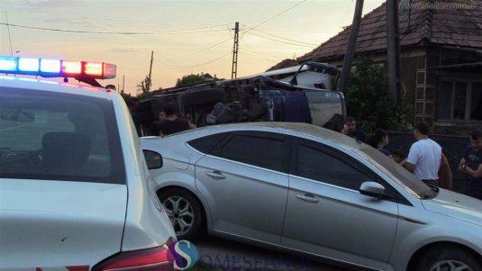 accident camion sant manasturel