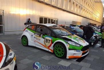Transilvania Rally – Zonele pentru probele speciale și superspeciala primei etape a Campionatului European de Raliuri