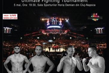 Ultimate Fighting Tournament  2017, la Cluj Napoca