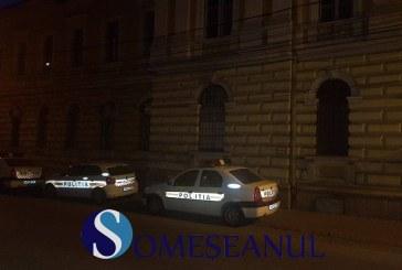 Bărbatul din Dej, acuzat de viol a fost găsit de polițiști – FOTO/VIDEO