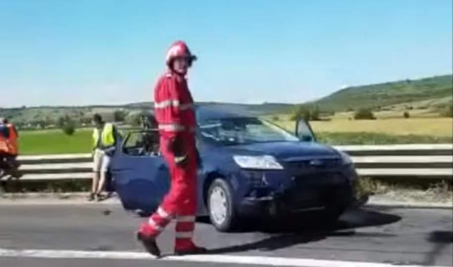 accident mortal autostrada daniela griga