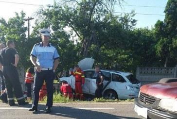 Accident mortal pe DN 1. Un fotbalist de 13 ani de la CS Luceafărul Cluj-Napoca a murit și alți trei au fost răniți
