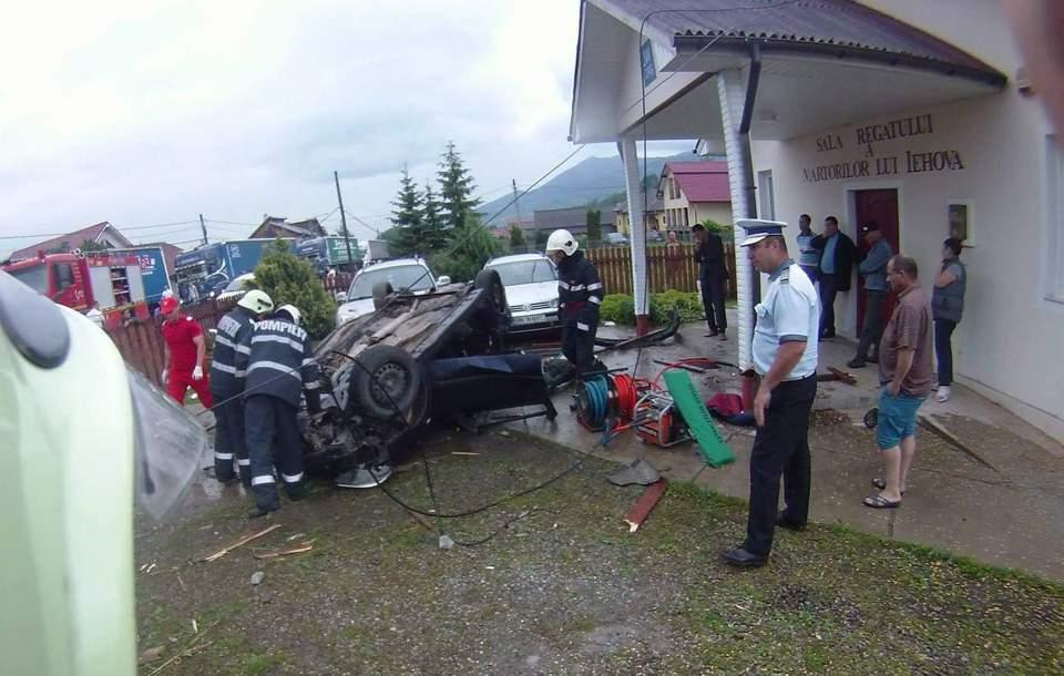 accident mortal tureac