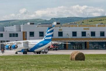 Cluj – Thessaloniki, o nouă rută operată de pe Aeroportul Internațional Cluj