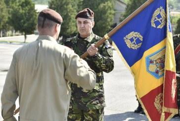 "Ceremonial militar de predare – primire a comenzii Bazei 4 Logistică ""TRANSILVANIA"" – GALERIE FOTO"