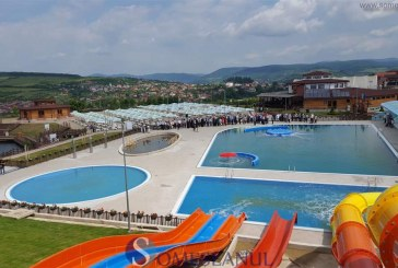 Cel mai frumos loc de relaxare din Dej s-a deschis. Parcul Balnear Toroc își așteaptă turiștii și vizitatorii – FOTO/VIDEO