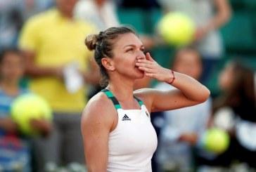 Prea defensivă, Simona Halep a îngenuncheat în finala Roland Garros în fața vijeliei Ostapenko