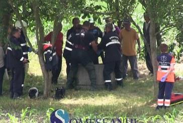 O femeie s-a sinucis, aruncându-se în fântână la Gherla – FOTO/VIDEO