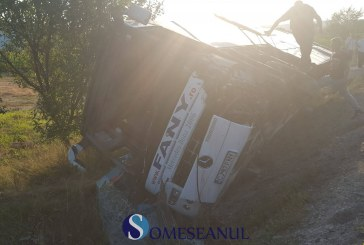 Comunicat Fany: Suntem alături de pasagerii răniți în accidentul de lângă Dej