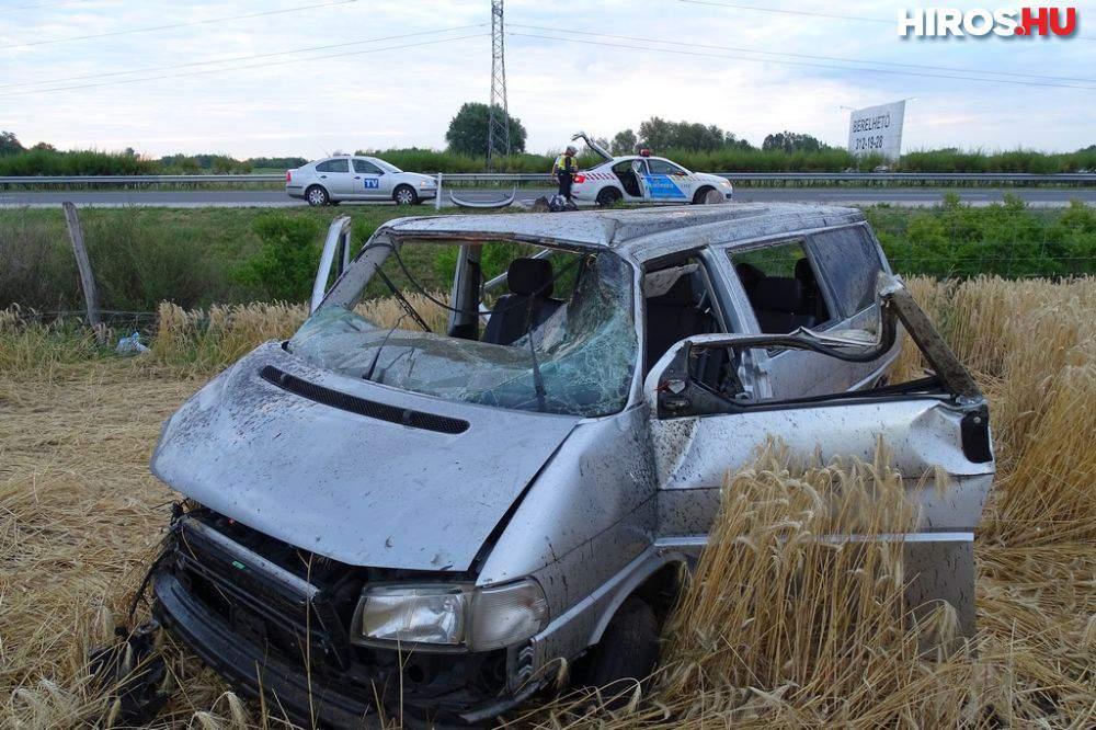 accident romani microbuz ungaria