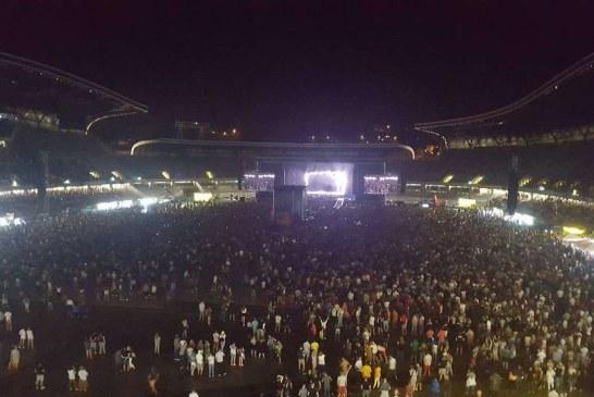 Momente magice pe Cluj Arena, create de Depeche Mode și cei 40.000 de fani – VIDEO