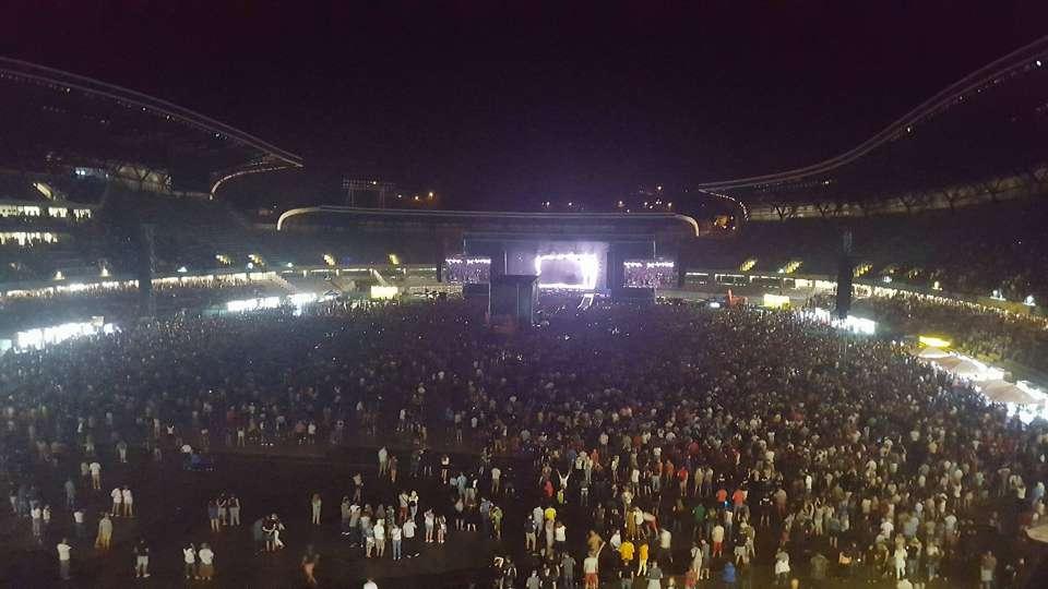 depeche mode live cluj arena