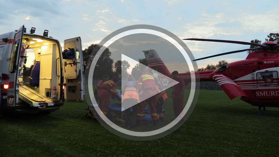 elicopter smurd dej