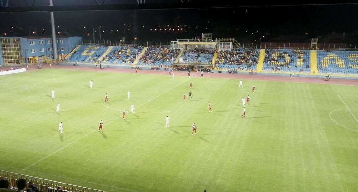 CFR Cluj urcă pe primul loc, după victoria din deplasare de la Mediaș